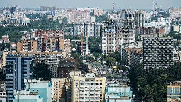 Города России. Самара - Sputnik Latvija