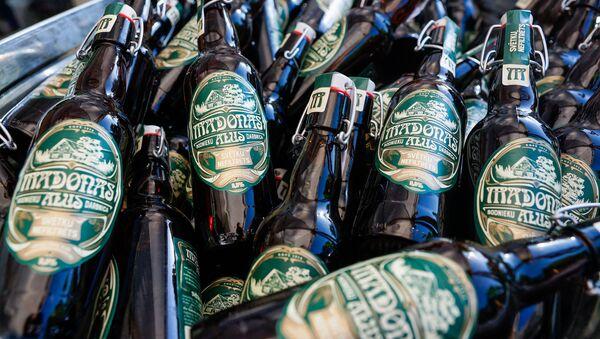 Крафтовое пиво из Мадоны - Sputnik Латвия