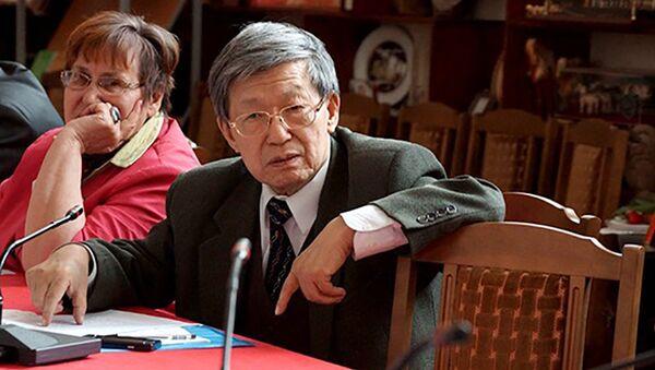 Ведущий научный сотрудник Центра Корейских исследований Института Дальнего Востока РАН Евгений Ким - Sputnik Латвия