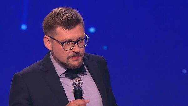 Заместитель главного редактора агентства Sputnik Сергей Кочетков - Sputnik Латвия