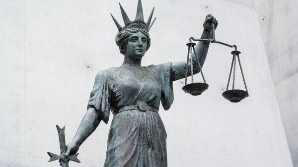 Temīda - taisnās tiesas dieviete - Sputnik Latvija