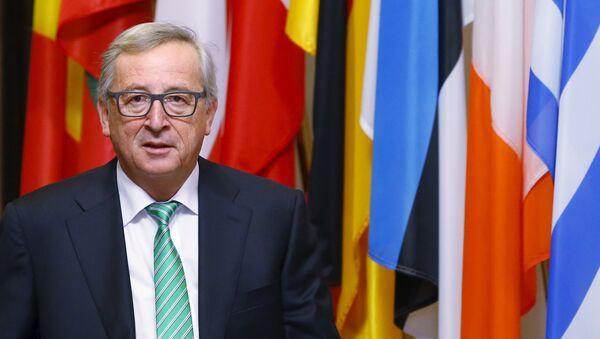 Eiropas Komisijas priekšsēdētājs Žans Klods Junkers - Sputnik Latvija