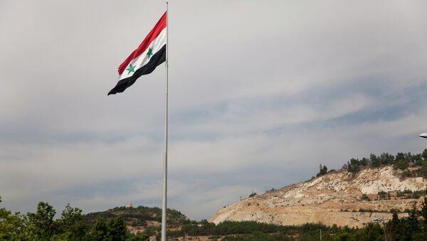 Дамаск, Сирия - Sputnik Латвия