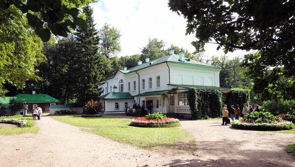 Музей-усадьба Ясная поляна - Sputnik Латвия