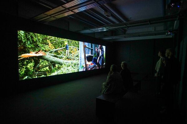 Биеннале современного искусства RIBOCA в Риге - Sputnik Латвия