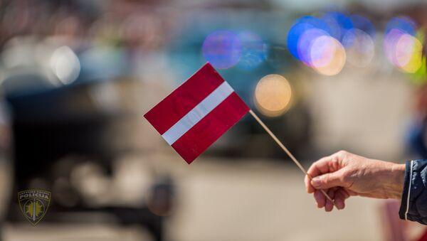 Флажок Латвии - Sputnik Латвия