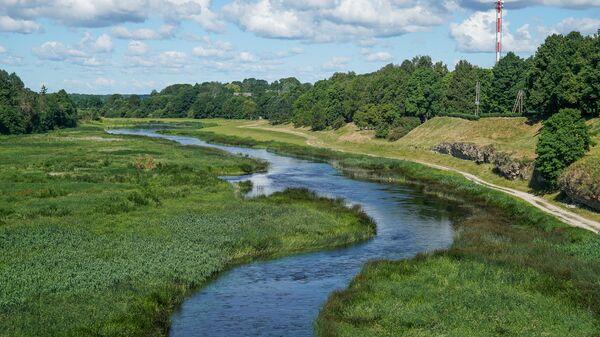 Река  - Sputnik Латвия