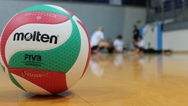 Волейбольный мяч - Sputnik Латвия