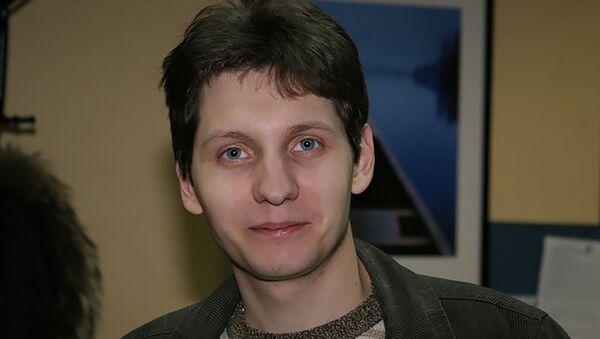 Кинокритик Сергей Сычев - Sputnik Латвия