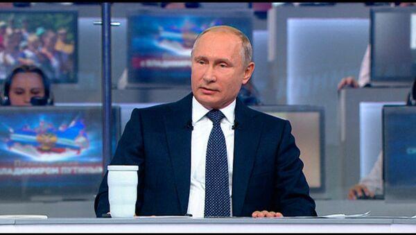 Путин о сдерживающих факторах между державами - Sputnik Latvija
