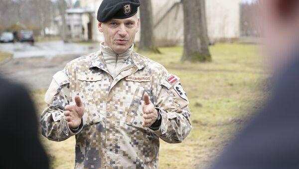 Военный в Латвии - Sputnik Latvija