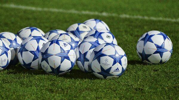 Футбольные мячи - Sputnik Латвия
