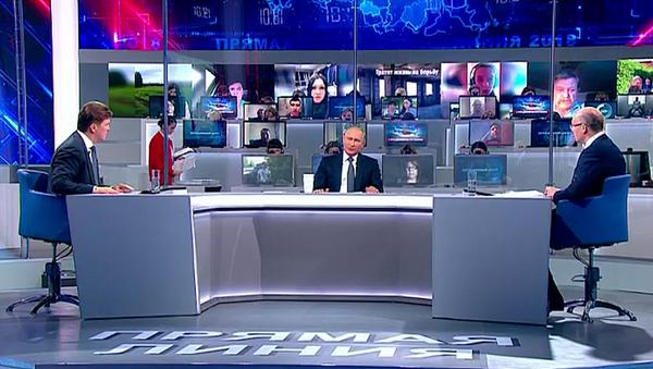 Putins par Krievijas jaunāko bruņojumu - Sputnik Latvija