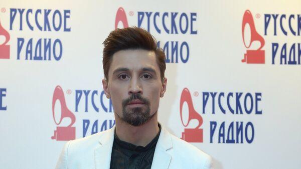 Дима Билан - Sputnik Latvija