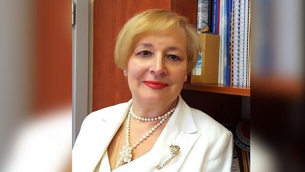 Доктор инженерных наук, ассоциированный профессор, проректор по учебной работе Балтийской международной академии Жанна Цауркубуле - Sputnik Латвия