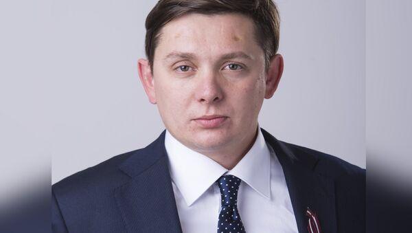 Депутат Сейма Латвии Артус Кайминьш - Sputnik Latvija