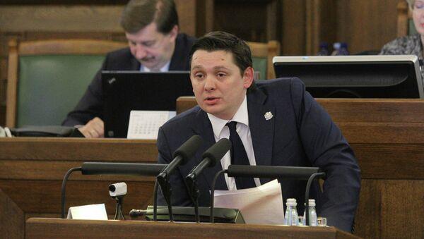 Депутат Сейма Латвии Артус Кайминьш - Sputnik Латвия