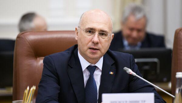 Премьер-министр Молдовы Павел Филип - Sputnik Латвия