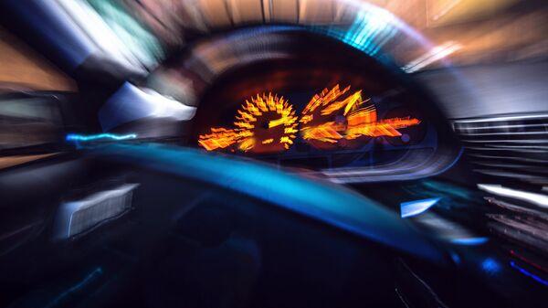 Панель приборов в автомобиле - Sputnik Латвия
