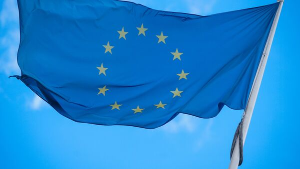 Флаг Евросоюза - Sputnik Latvija