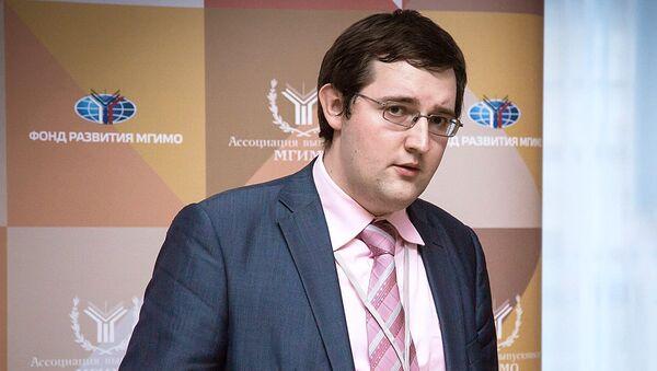 Владислав Владиславович Воротников политолог  - Sputnik Латвия