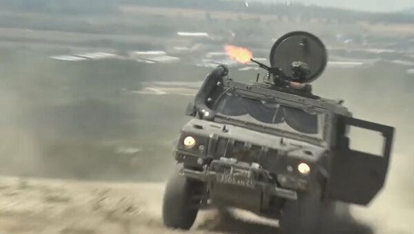 Военные учения Славянское братство-2018 - Sputnik Латвия