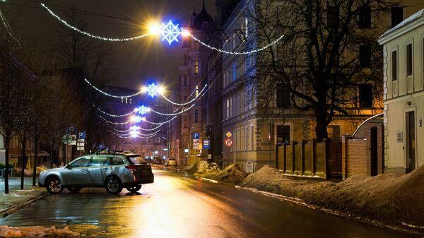 Elizabetes ielā - Sputnik Latvija