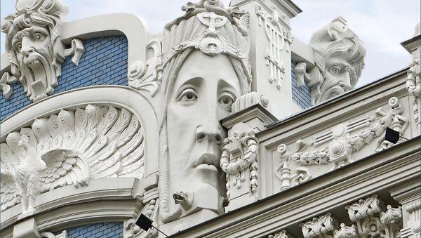 На улице Элизабетес - Sputnik Latvija