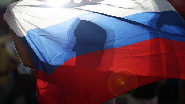 Флаг России - Sputnik Латвия