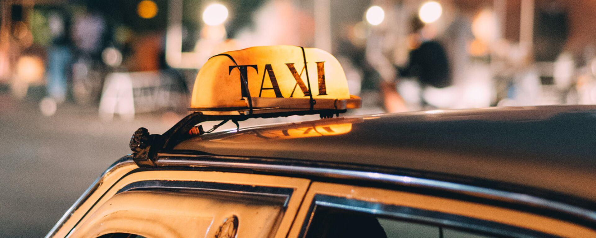 Такси - Sputnik Latvija, 1920, 20.04.2021