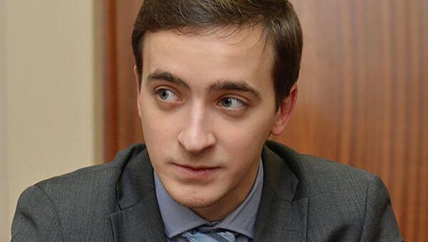 Директор московского офиса компании Urus Advisory Алексей Панин - Sputnik Латвия