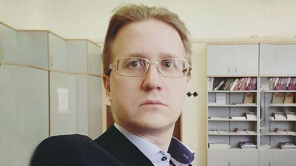 Ведущий эксперт Фонда Национальной энергетической безопасности, эксперт Финансового университета при правительстве РФ Станислав Митрахович - Sputnik Латвия