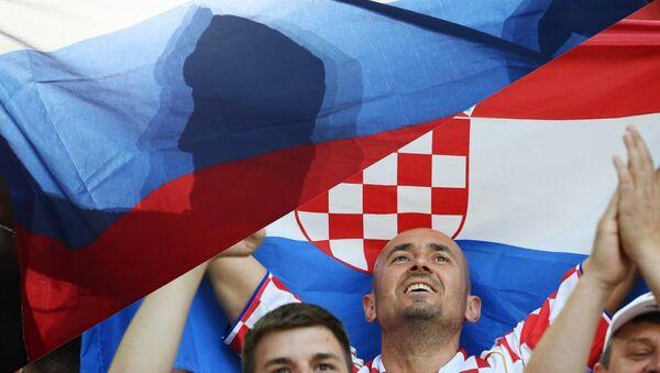 Футболисты сборных России и Хорватии — о предстоящем матче - Sputnik Латвия