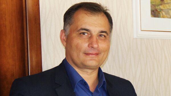 Avīzes Sabiedrība un ekoloģija galvenais redaktors Sergejs Lisovskis - Sputnik Latvija