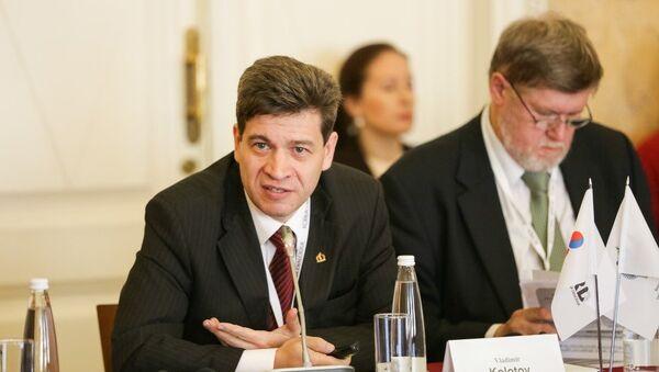 Vladimirs Kolotovs - Sputnik Latvija