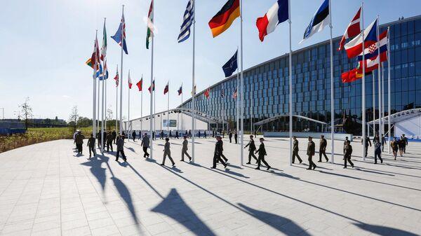 Саммит НАТО в Брюсселе - Sputnik Латвия