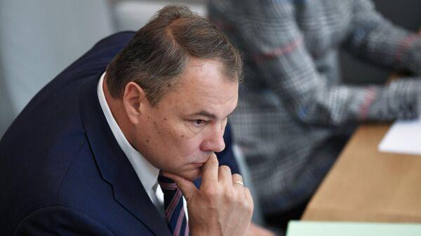 Глава российской делегации в ПА ОБСЕ, вице-спикер Госдумы РФ Петр Толстой - Sputnik Латвия