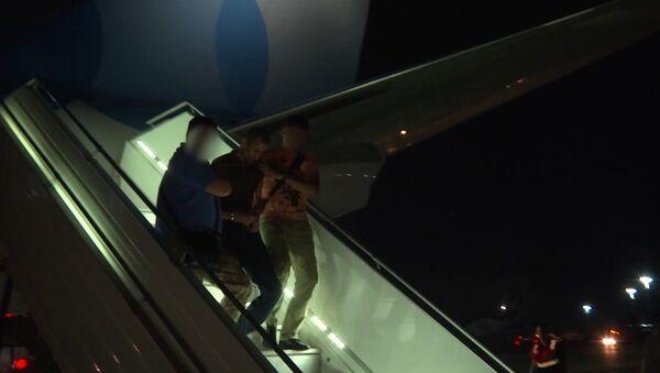Участник банды Шамиля Басаева экстрадирован из Словакии в Россию - Sputnik Латвия
