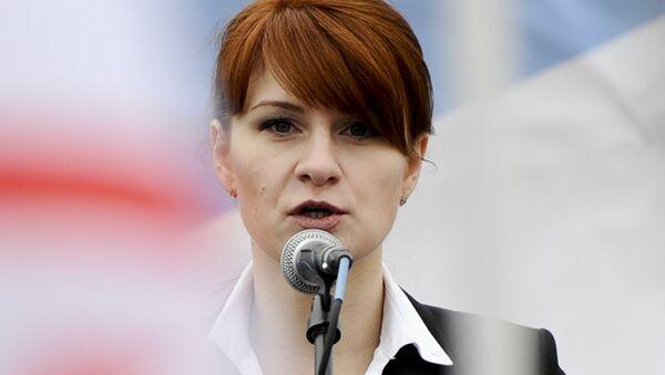 Мария Бутина - Sputnik Latvija