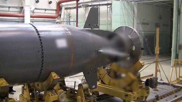 Испытания комплекса Посейдон - Sputnik Латвия