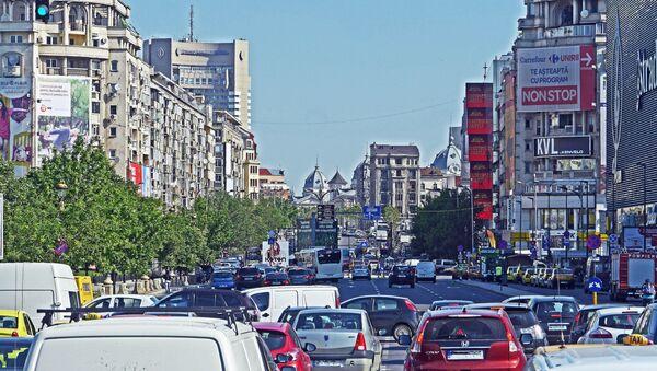 Города мира. Бухарест - Sputnik Латвия