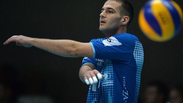 Волейболист Александр Маркин - Sputnik Латвия