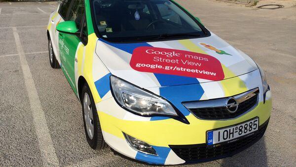Автомобиль Google street view - Sputnik Latvija