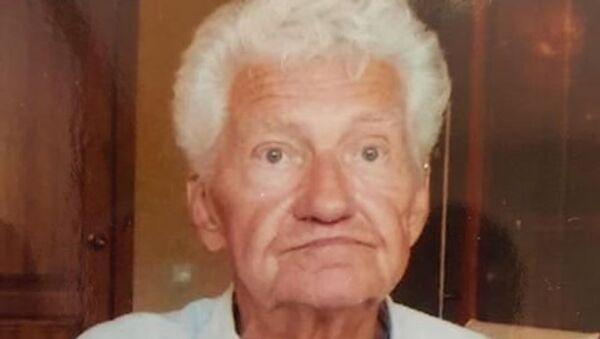 Пропавший 80-летний рижанин Вилис Биезайс - Sputnik Латвия