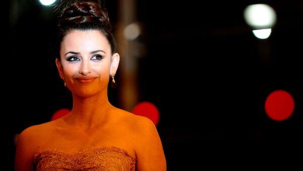 Актриса Пенелопа Крус - Sputnik Латвия