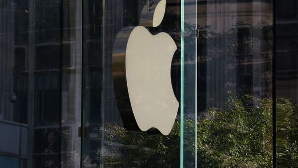 Логотип компании Apple - Sputnik Латвия