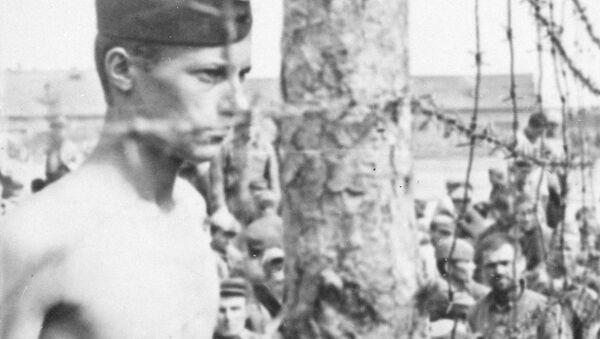 Padomju karagūstekņu nometne - Sputnik Latvija