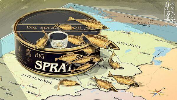 Последний план по разделу России. Политэкономический фельетон - Sputnik Latvija