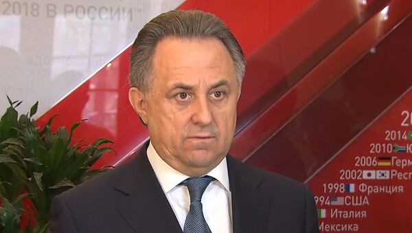 Мутко заявил, что удивлен употреблением мельдония атлетами после запрета - Sputnik Латвия