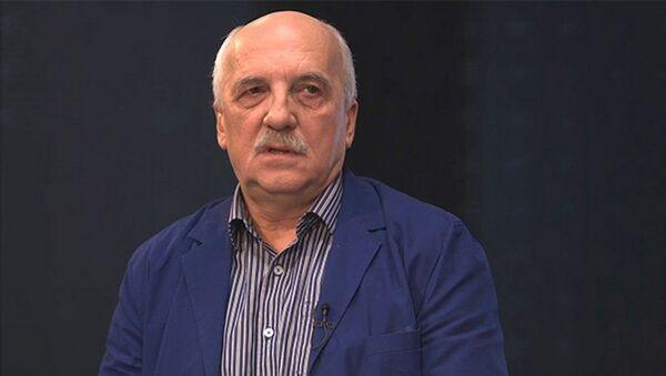 Военный эксперт Виктор Мураховский - Sputnik Латвия